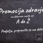 Priprava in načrtvanje programov PZD A-Ž